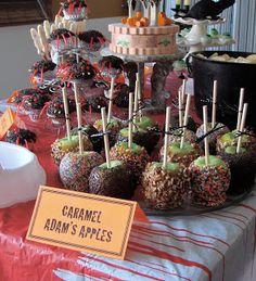 .Oh Sugar Events: Halloween Spook-tacular!