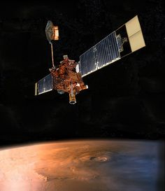 Mars global surveyor - List of Solar System probes - Wikipedia, the free encyclopedia