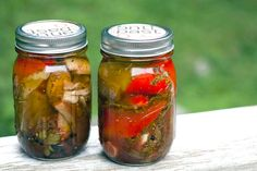 Antipasto recipe for canning!