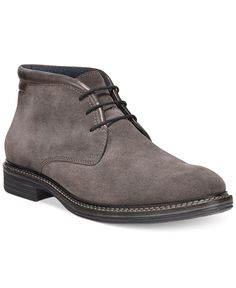 Alfani Gavin Collar Chukka Boots, Only at Macy's