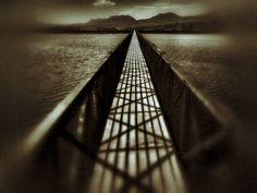 Bridge Across Trawsfynydd Lake North Wales, Cool Photos, Bridge, Louvre, Explore, Building, Places, Photography, Travel