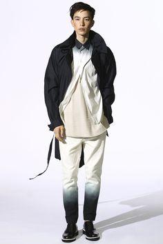 3.1 PHILLIP LIM  2012S/S Men's Collection