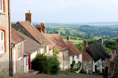 """Shaftesbury Dorset - can you say """"cardiovascular"""" wow, what a workout!!!"""