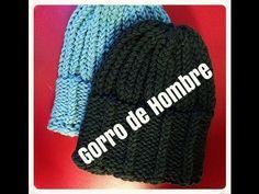 Round Loom Knitting, Loom Knit Hat, Loom Knitting Patterns, Knitted Hats, Crochet Patterns, Crochet Cocoon, Chunky Crochet, Knit Crochet, Crochet Hats