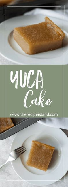 Learn how to make the classic Yuca Cake from the Bay Islands of Honduras. See step by step instructions on The Recipe Island.
