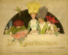 Ernst Kreidolf (1863-1956) Swiss Artist ~ Blog of an Art Admirer
