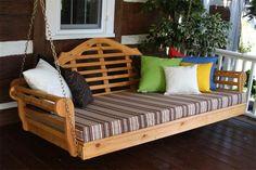 Pergola Attached To House Cedar Pergola, Pergola Swing, Pergola Patio, Pergola Kits, Pergola Plans, Pergola Ideas, Wisteria Pergola, Pergola Shade, Backyard Privacy