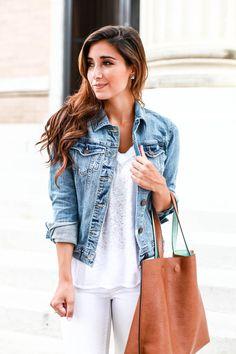 Sloane Ranger Style. Summer Fashion. Shirt and jeans. #ootd #sloaneranger