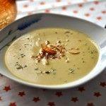Fotorecept | Zelerová krémová polievka - NajRecept.sk Cheeseburger Chowder, Soup, Soups