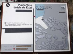 Visita Cudillero: Cudillero en braille