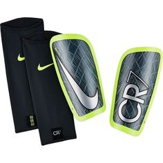8902266e27 Protective Gear 20864  Nike Mercurial Cr7 Lite Ronaldo 2016 - 2017 Shin  Guard Slip Shield Seaweed Volt -  BUY IT NOW ONLY   44.99 on eBay!