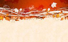 Autumn Invite wallpaper