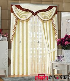 thickening velvet flannelet fashion curtain luxury living room curtain finished product  Free shipping $57.85