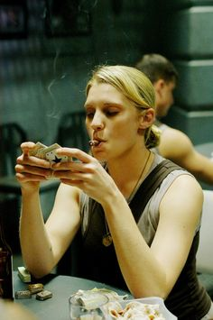 "Top 7 Worst Action Hero Role Models - 4. Kara ""Starbuck"" Thrace from Battlestar Galactica"
