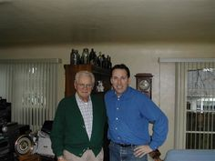 Don Malarkey - was with Easy Company, 506th Parachute Infantry Regiment, 101st Airborne Division.