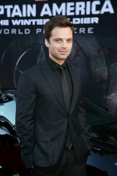 Sebastian Stan - Bucky Barnes (Capt. America: The Winter Soldier)