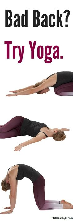 Easy Yoga Workout - Back problems? Try this quick yoga flow sequence for the beginner or the advanced to find relief in your spine. Get your sexiest body ever without,crunches,cardio,or ever setting foot in a gym Yoga Pilates, Yoga Moves, Pilates Reformer, Yoga Flow Sequence, Yoga Sequences, Yoga For Back Pain, Sup Yoga, Kundalini Yoga, Yoga Meditation