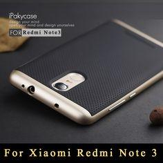 For Xiaomi <font><b>Redmi</b></font> <font><b>Note</b></font> <font><b>3</b></font> Case Original IPaky TPU + PC Frame Silicon Case cover for Xiaomi <font><b>Redmi</b></font> <font><b>Note</b></font> <font><b>3</b></font> Pro Prime Dual Layer Shell Price: INR 554.53632 | India