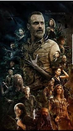 """"""" Gruppenbild """" """" Gruppenbild """" Related posts:The latest episode of The Walking Dead sees Hilltop getting ready to fight the W.Everything We Know About The Walking Dead: World Beyond Walking Dead Tattoo, Walking Dead Series, Walking Dead Season, Fear The Walking Dead, The Walking Dead Saison, Arte Zombie, Walking Dead Wallpaper, Walking Dead Pictures, Watch Stranger Things"""