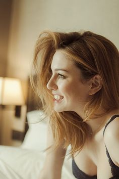 Blanca Suárez lingerie Spanish Actress, Spanish Woman, Most Beautiful Women, Pretty Woman, Red Hair, Redheads, Portrait Photography, Hair Cuts, Just For You