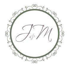 Monograma - casamento - wedding - noiva - bride - Id Wedding