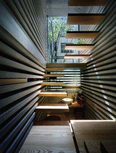 Hiroaki Ohtani   Layer House.   (My favourite house)