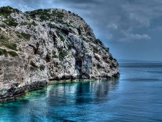 Sapphire Waters, Loutraki, Greece My Town, Homeland, Beaches, Sapphire, Memories, Vacation, Explore, Writing, Water