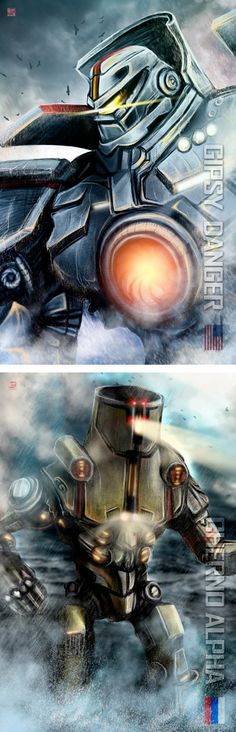Pacific Rim  Fan Art