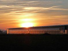 Serre photovoltaïque SOLAR VENLO - Partenariat FONROCHE Énergie / HORCONEX