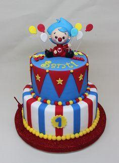 Resultado de imagem para circus cake