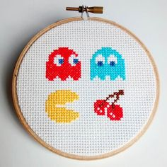 Pac Man found a new home!