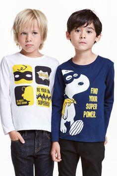 2 camisetas de manga larga | H&M