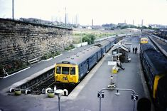 At Springburn, 20 July 1977 Uk Rail, Rail Train, Old Train Station, Blue Train, 1930s House, British Rail, Uk Photos, Electric Locomotive, Rolling Stock