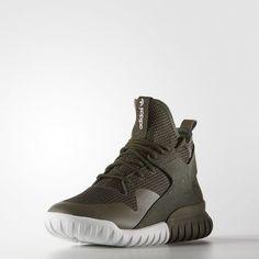 info for 23396 b59da adidas Tubular X Shoes - Brown   adidas US Tubular Shoes, Sneakers Sketch,  Blue