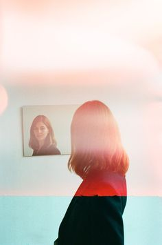 Sofia Coppola shot by Mark Borthwick for Dazed Summer 2017
