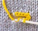 Les boutonnières Pinterest Blog, Diy For Kids, Wool, Knitting, Knits, Ideas, Knitting Patterns, Dots, Tuto Tricot