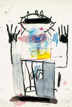 Jean-Michel BasquiatJean-Michel Basquiat ♦️More Pins Like This At FOSTERGINGER @ Pinterest