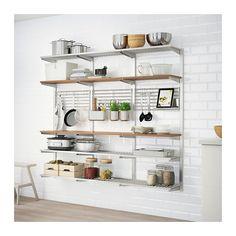 KUNGSFORS Szyna z półką/kratką  - IKEA