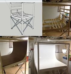 You can find more pictures of the studio here. If you'd like to build one for yourself, you can grab the Google SketchUp file that Britsky used from his website.    DIY Mini Photo Studio [Nick Drinks via Lifehacker]