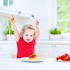 Consejos para que los niños coman de todo en casa