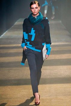 3.1 Phillip Lim Fall 2012 Ready-to-Wear Fashion Show - Rose Smith