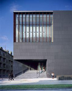 Baluarte. Auditorio y Palacio de Congresos de Navarra | Francisco Mangado. Arquitecto