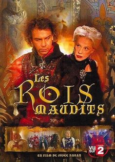 Rois maudits, Les poster, t-shirt, mouse pad Jeanne Moreau, Trance, Serie Tv Francaise, Great Movies To Watch, Period Movies, Dvd Blu Ray, The Grandmaster, Knights Templar, Europe