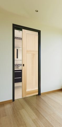 With a touch of old country charm this 24 x 80 mastercraft save space and create a modern look with this poplar 3 panel mission flat door slab doorsmain doorinterior planetlyrics Choice Image