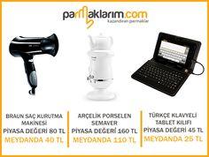 Parmaklarim.com MEYDAN'da piyasadaki fiyatları unutturuyoruz! :)