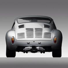 Porsche 356 Carrera GTL Arbarth.