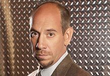 Miguel Ferrer 1955 (Crossing Jordan, Blank Check, NCIS: LA, 5 episodes of Desperate Housewives, Crossing Jordan, Famous Latinos, David Lynch Movies, Rosemary Clooney, I Will Remember You, Desperate Housewives, Ferrat, George Clooney, Puerto Ricans