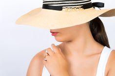 Sinta a leveza do Verão! :)  #looxe #verao #outfit #colar #ouro #joias #verão #brincos #perola #anel