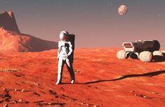 Lo más desagradable si quires realizar un viaje a Marte