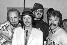 The Doobie Brothers - back in the day